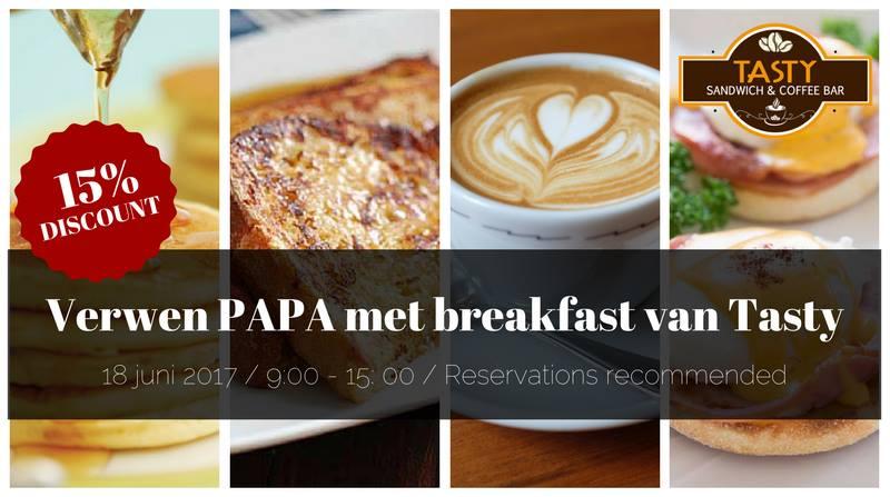 Fathersday Breakfast
