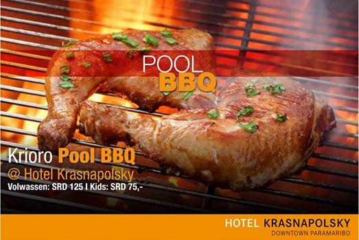 Krioro Pool BBQ