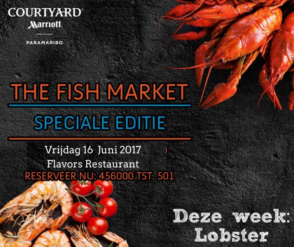 The Fish Market Special Edition: Lobster