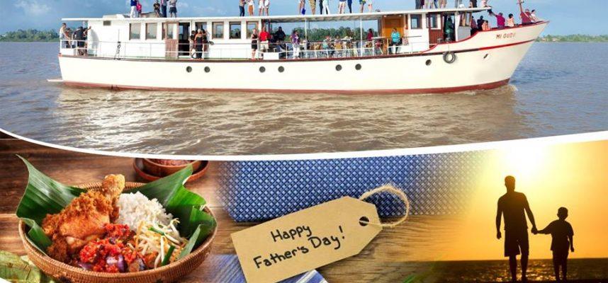 Mi Gudu River Cruiser - Varen met Papa