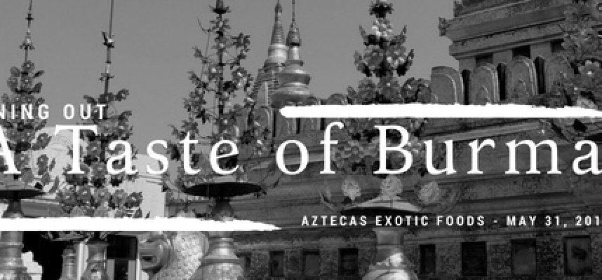Taste of Burma