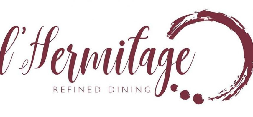logo Restaurant l Hermitage - Refined Dining